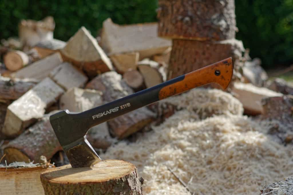 Fiskars X11 Splitting Axe